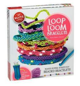 Loop Loom Bracelets 英文原版 兒童手工書:編織手鏈 進口兒童玩具書 原版