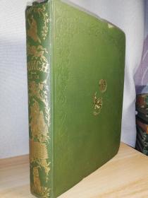 1895年  PUNCH   内有对页插图及拉页插图     另有海量插图  三面刷金   28X22CM   July 1901 - June 1902