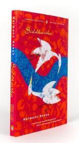 英文原版 赫尔曼·黑塞:悉达多 企鹅经典豪华毛边版 Hermann Hesse: Siddhartha (Penguin Classics Deluxe Edition)