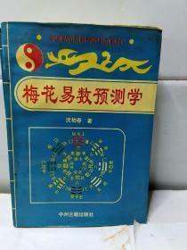 梅花易数预测学,六爻预测学(一共2本)