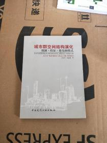 城市群空间结构演化:机制、特征、格局和模式
