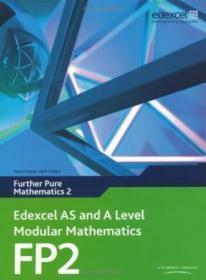 Edexcel As And A Level Modular Mathematics Further Pure Math (edexcel As & A Level Maths)