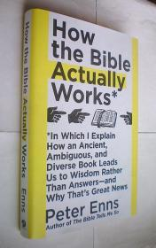 How the Bible Actually Works: In Which I Explain How An Ancient, Ambiguous, and Diverse Book Leads Us to Wisdom Rather Than Answers―and Why Thats Great News (精装原版外文书)