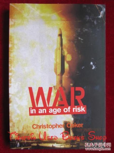 War in an Age of Risk(英语原版 平装本)风险时代的战争
