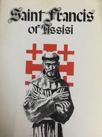 英文原版:St.francis of assisi