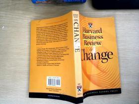 Harvard Business Review on Change /哈佛关于变革的商业评论