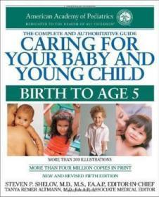 Caring For Your Baby And Young
