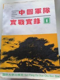 中国军队实战实录(全4册)