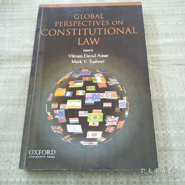 GLOBAL PERSPECTIVES ON CONSTITUTIONAL LAW(平装有少量勾画)全球宪法视野