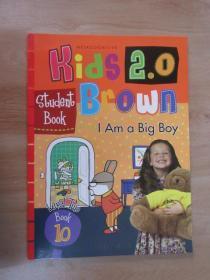 布朗儿童英语 练习册  I AM A BIG BOY   (level  2,book  10)