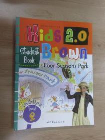 布朗儿童英语   练习册   FOUR  SEASONS   PARK (level  3, book  2)