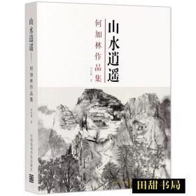 何加林作品集:山水逍遥 何加林  中国美术学院出版社