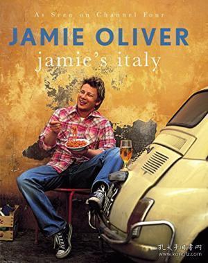 Jamie's Italy[杰米的意大利菜]