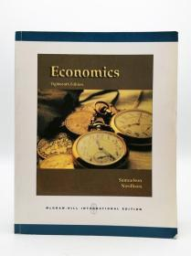 Economics 英文原版-《经济学(第18版)》