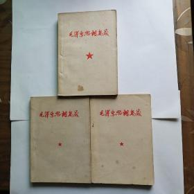 毛泽东思想万岁三册全