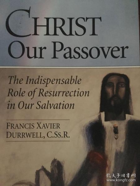 英文原版:Christ our passover