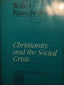 英文原版:Christianity and the social Crisis