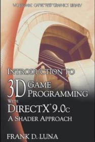 Introduction To 3d Game Programming With Direct X 9.0c