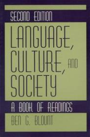 Language, Culture, And Society
