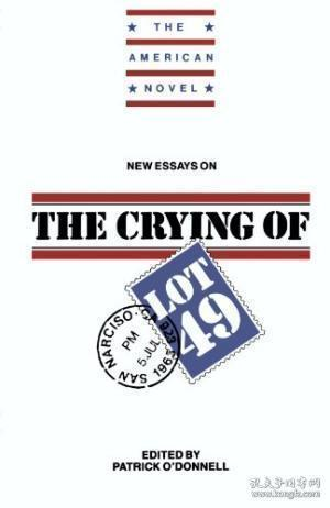 New Essays On The Crying Of Lot 49