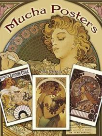 Mucha Posters Postcards