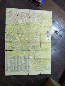 民国35年上海地图