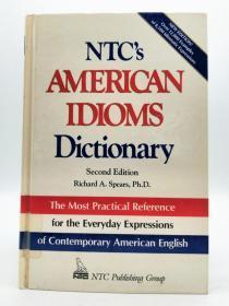 NTCs American Idioms Dictionary 英文原版-《美国习语词典》