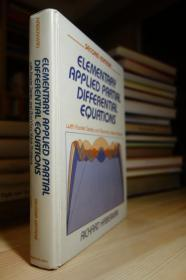 Elementary Applied Partial Differential Equations: With Fourier Series and Boundary Value Problems