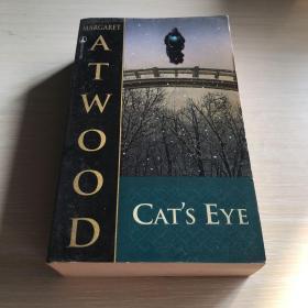 MARGARET ATWOOD CAT'S EYE