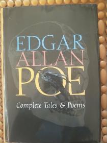 Edgar Allan Poe  硬精装   请看图