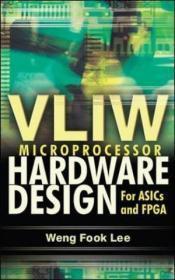 Vliw Microprocessor Hardware Design