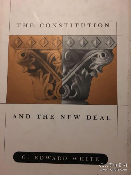 英文原版:The constitution and the new deal