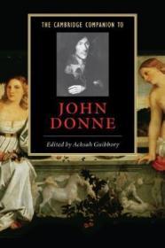 The Cambridge Companion To John Donne