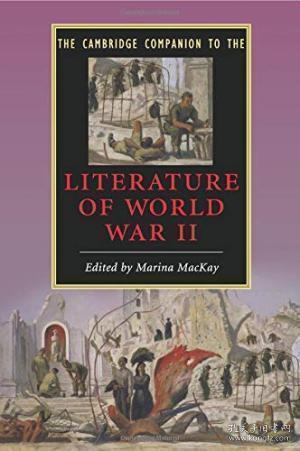 The Cambridge Companion To The Literature Of World War Ii