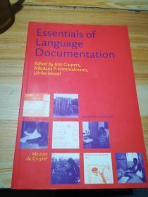 Essentials of Language Documentation(语言文献学要领)