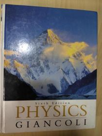 PHYSICS PRINCIPLES AND APPLICATIONS 物理原理与应用 第六版 精装超厚 英文版 学生用书