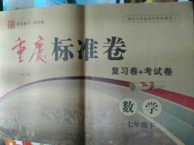 重庆标准卷,复习卷十考试卷,七年级下册数学