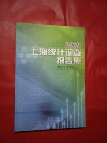 上海统计调查报告集2009