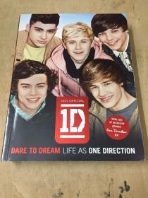 One Direction-Dare to Dream: Life as One Direction