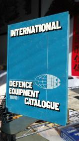 INTERNATIONAL DEFENCE EQUIPMENT CATALOGUE Volume 1 + Volume 2