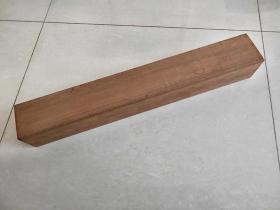 【日本回流】全品桐木无题字书画盒(长52厘米/宽7.5厘米/高7厘米)