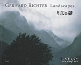 【包邮】Gerhard Richter: Landscapes 2002年出版