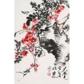 王培东写意花鸟