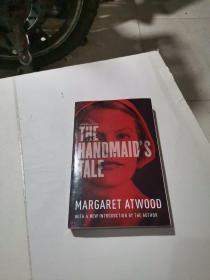 The Handmaids Tale 英文原版美剧原著小说书 使女的故事 玛格丽特阿特伍德 Margaret Atwood 英文版 反乌托邦作品 进口书籍