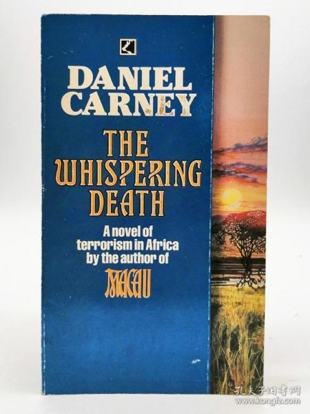 The Whispering Death 英文原版-《轻声死亡》