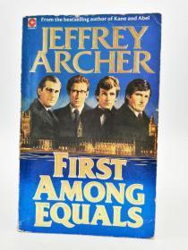 First Among Equals 法文原版-《同儕之首》