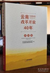 云南改革开放40年.普洱卷