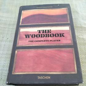 THE WOODBOOK: THE COMPLETE. PLATES(木本)精装没勾画
