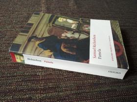 Pamela Samuel Richardson Oxford Worlds Classics 顺丰发货
