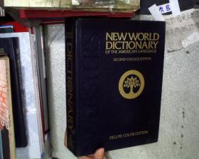 NEWWORLD DICTIONARY OF THE AMERICAN LANGUAGE 新世界美国语言词典 03